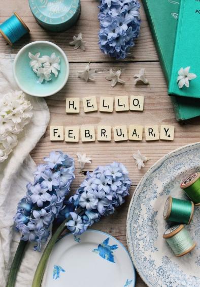 Hello February 4