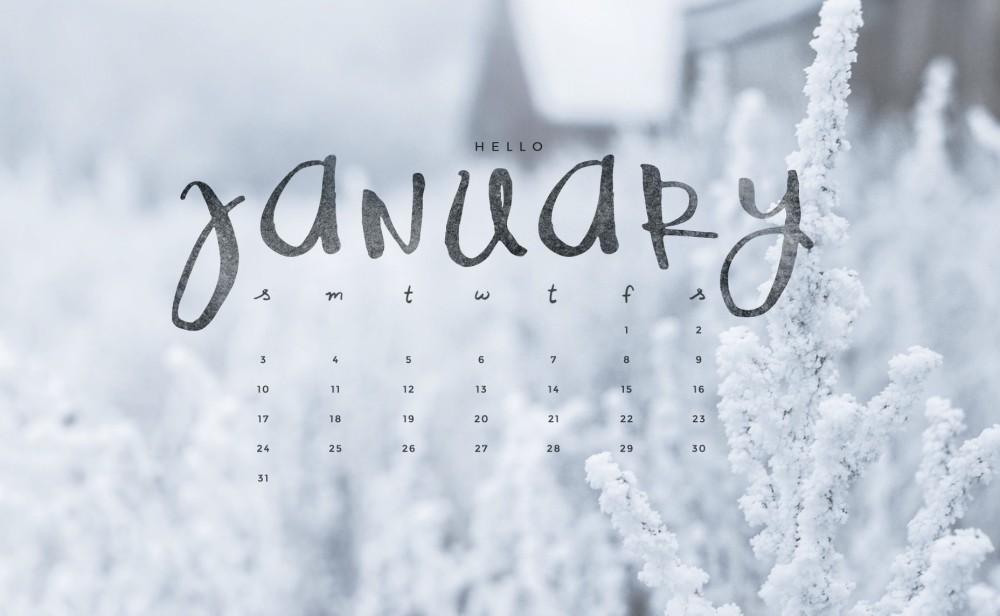 Hello january 1