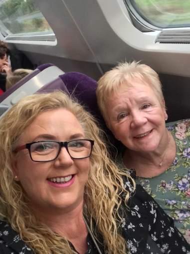 Mum and Nanny