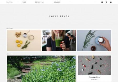 Poppy Deyes