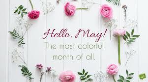 Hello May 3